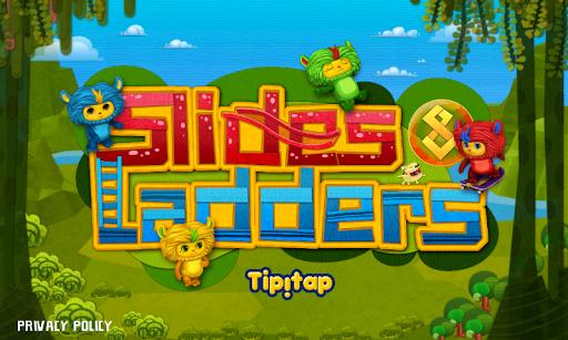Slides Ladders: Family Game