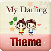MyDarling Cow theme