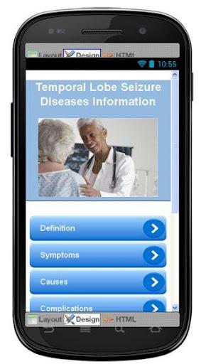 Temporal Lobe Seizure Disease