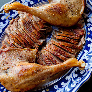 How to Roast a Goose.