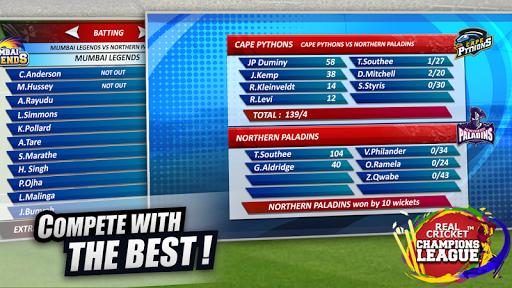 Real Cricketu2122 Champions League  screenshots 3
