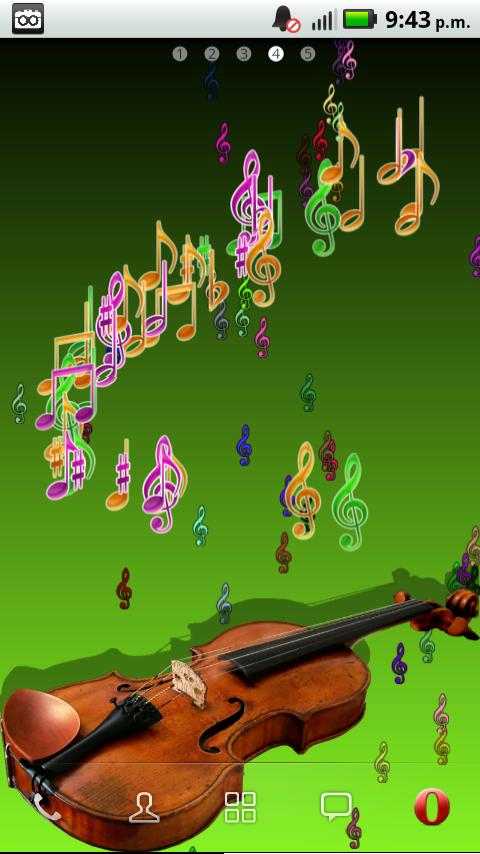 Colorful notes- screenshot