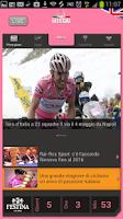 Screenshot of Giro d'Italia