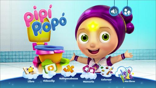 Pipi Popo Lite de Jeje Kids