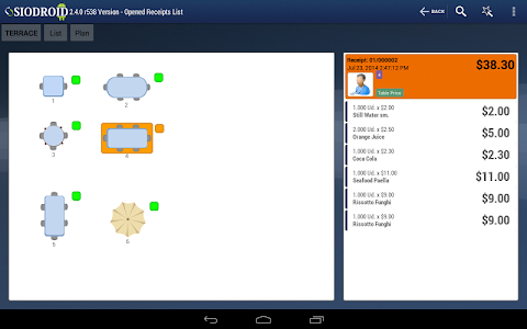 SIODROID Point of Sale (DEMO) screenshot 12