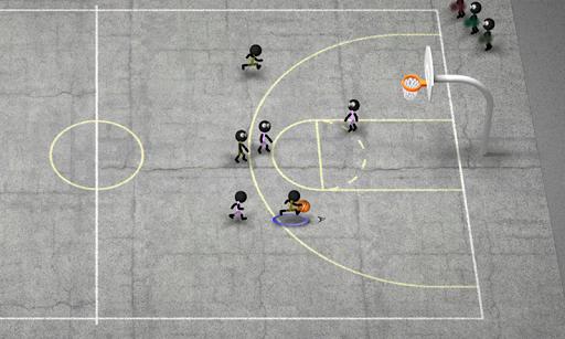 Stickman Basketball 1.9 screenshots 9