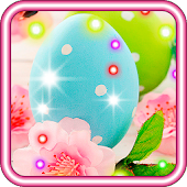 Easter Wishes live wallpaper