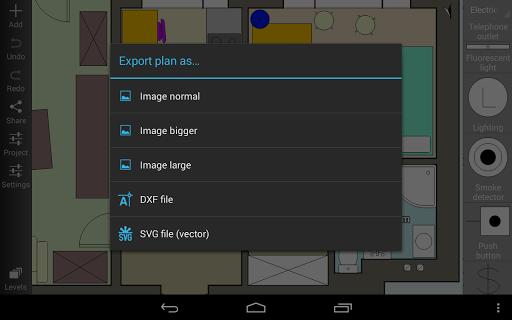 Floor Plan Creator 3.3.3 screenshots 10