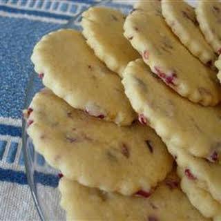 Cornmeal Cookies I.