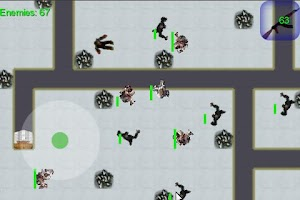 Screenshot of Zombie Fast - Shooter Game