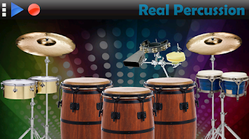 Screenshot of Real Percussion