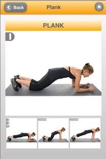 Prevent Lower Back Pain- screenshot thumbnail