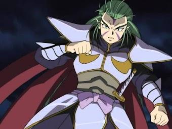 Eternal Love: The Naginata of Kenkon