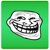 RageTrollFace stickers