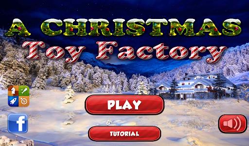 Santa's Christmas Toy Factory