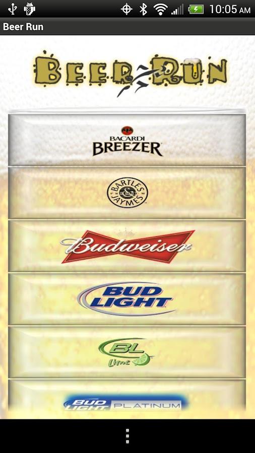 Beer Run- screenshot