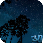 Night Sky Live Wallpaper 3D