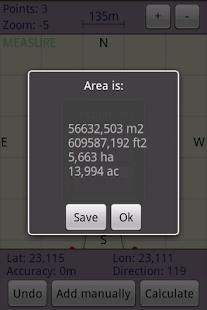 Area Calculator Free- screenshot thumbnail