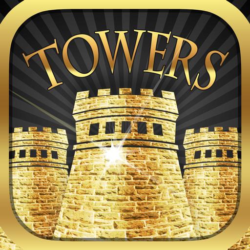 Towers Solitaire LOGO-APP點子