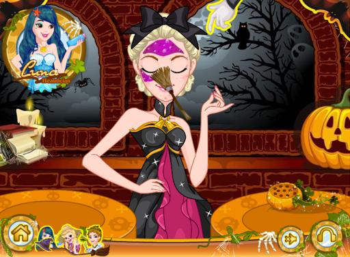 玩休閒App|萬聖節溫泉 - 女孩遊戲免費|APP試玩
