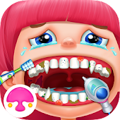 Crazy Dentist Salon-Girl Game