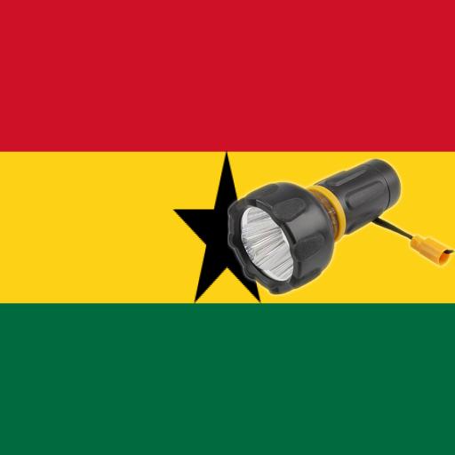 Lantern flash screen Ghana 工具 App LOGO-APP試玩