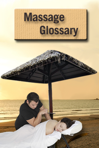 Massage Glossary