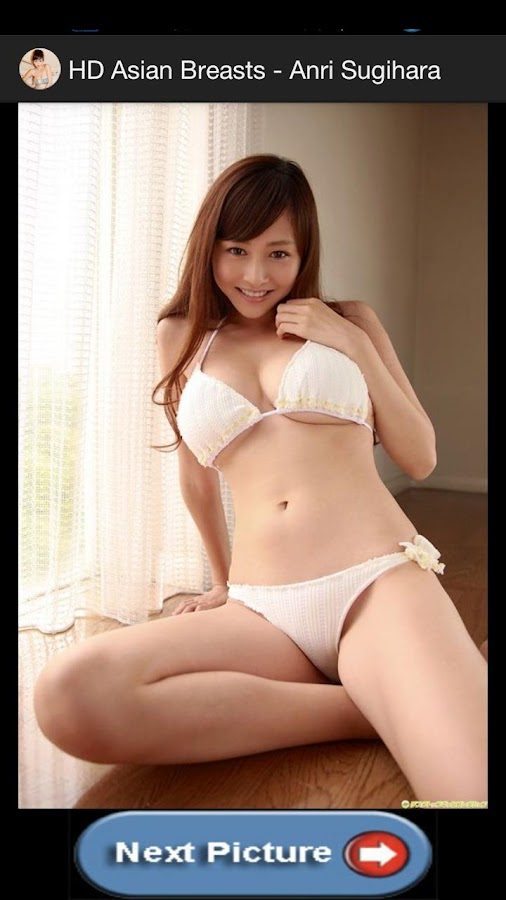 HD Asian breasts Anri Sugihara - screenshot