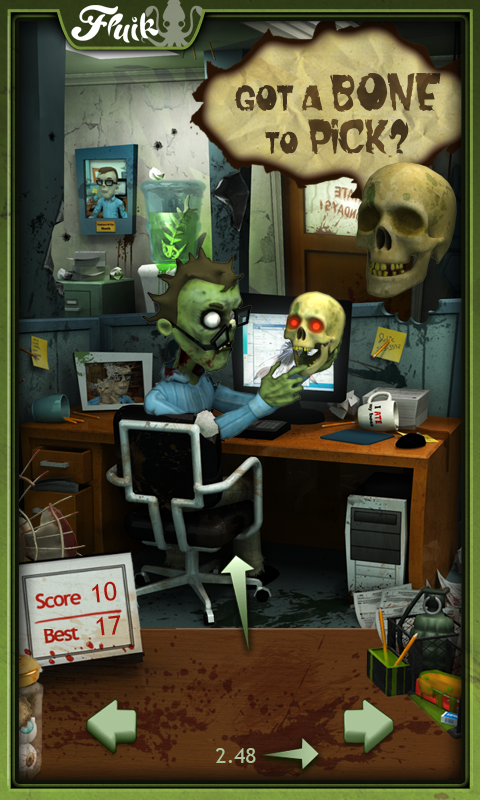 Office Zombie- screenshot