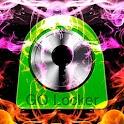 GO Locker тему цвет дыма icon