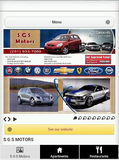 S G S Motors
