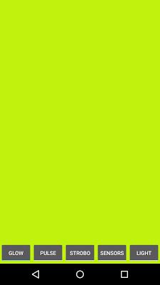 Blinking Flashlight - screenshot