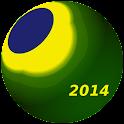 Brasile 2014 icon
