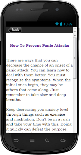 【免費健康App】Tips To Deal With Anxiety Fast-APP點子