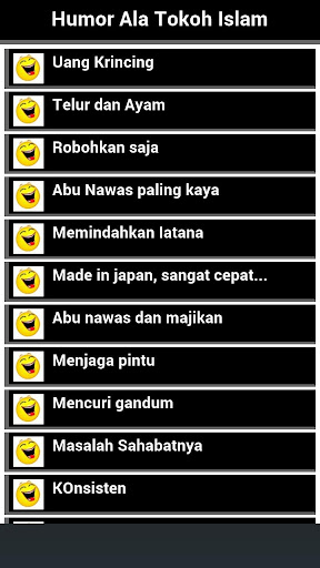 Humor Ala Tokoh Islam