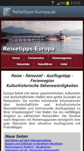 Reisetipps-Europa.de