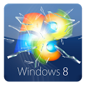 Windows 8 Go launcher ex free icon
