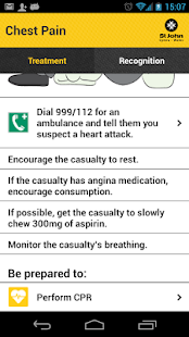 St John Wales First Aid- screenshot thumbnail