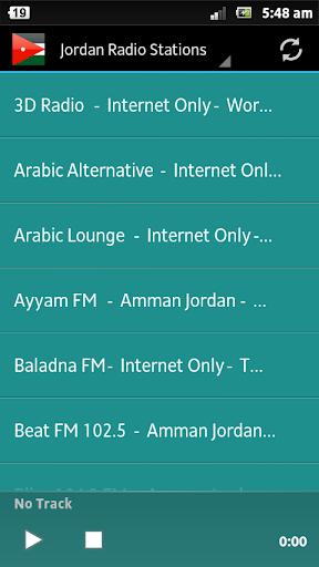 Amman Radio Stations