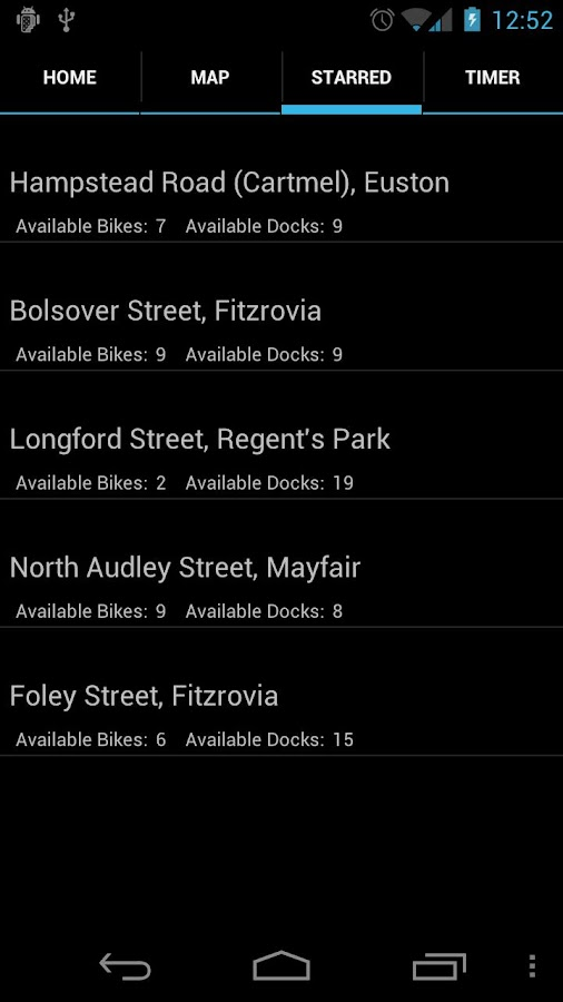 Find It Ride It! - Cycle Hire- screenshot