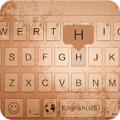 Retro Theme For Emoji Keyboard
