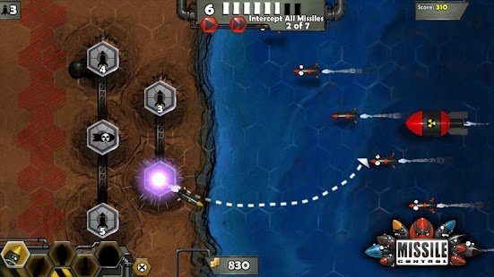 Missile Control - screenshot thumbnail