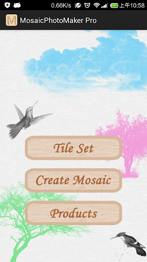 Mosaic Photo Maker Lite