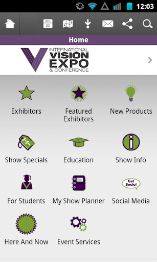 Vision Expo Mobile East