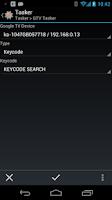 Screenshot of GTV Tasker Apps