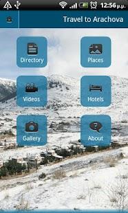 Arachova- screenshot thumbnail