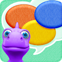Colors with Dally Dino icon