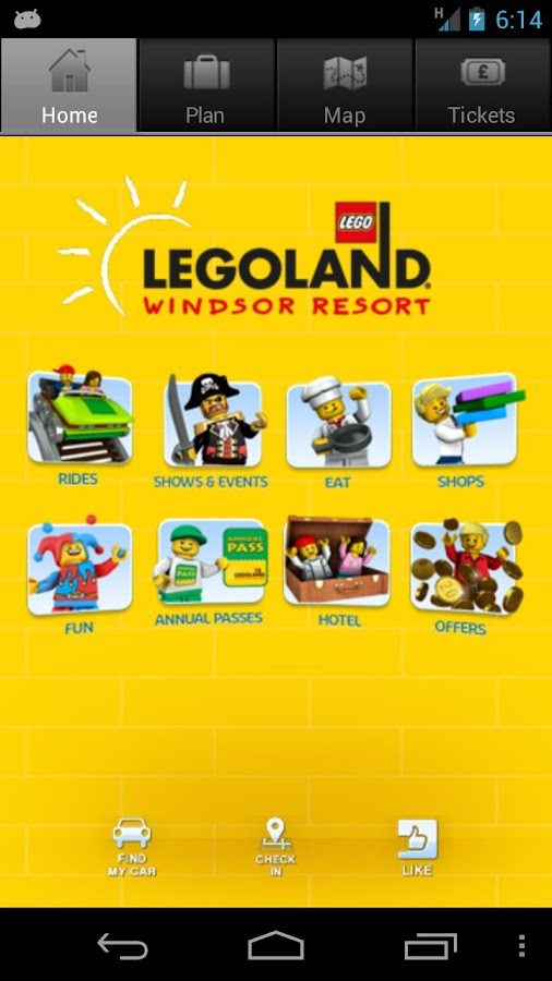 LEGOLAND Windsor Resort- screenshot