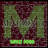 Maroon 5 Song Quiz