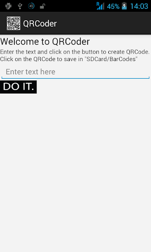QR Coder - Generate with Ease
